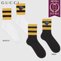 【正規品保証】GUCCI★19春夏★COTTON SOCKS WITH WOLF