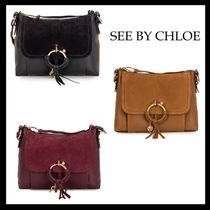 【18-19AW See by Chloe★海外発】Small Joan Crossbody Bag 3色