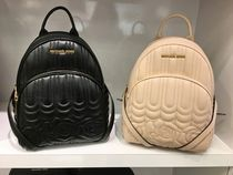 【Michael Kors】新作☆素敵♪ ABBEY MD(ミディアム)BACKPACK