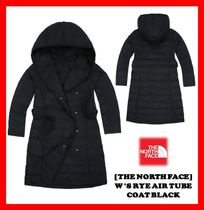 人気☆【THE NORTH FACE】☆W 'S RYE AIR TUBE COAT☆ブラック☆