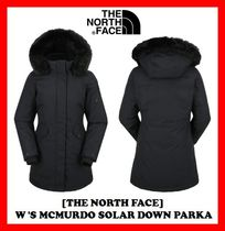 ☆人気☆【THE NORTH FACE】☆W 'S MCMURDO SOLAR DOWN PARKA☆