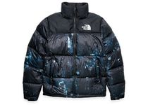 Extra Butter × The North Face Nightcrawlers Nuptse Jacket