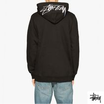 STUSSY(ステューシー) パーカー・フーディ ★STUSSY★SMOOTH STOCK APP. HOOD-BLACK