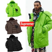 FW18 Supreme GORE-TEX 700-Fill Down Parka - ゴアテックス