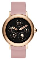 Marc Jacobs★Riley touch screen Rose Gold-Tone and Pink