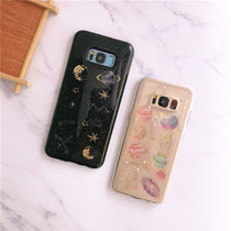 Galaxy s9/s9plus/S8/S8plus/note9/note8 宇宙 キラキラ