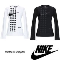 Nike x Comme des Garcons*コラボロングTシャツ*2カラー
