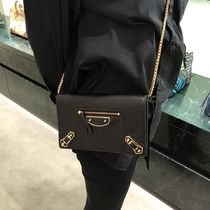 VIP SALE! 【BALENCIAGA】Metalic Edge チェーンウォレット