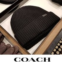 coach   ☆ニットキャップ☆ 送料込み/関税込み  国内発送
