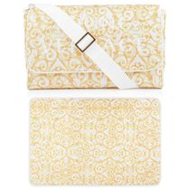 Gold Baroque Baby Changing Bag