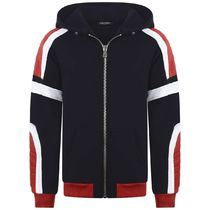 Boys Tri Coloured Zip Up Top