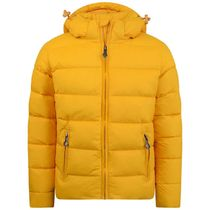PYRENEX(ピレネックス) キッズアウター Boys Yellow Down Padded Spoutnic Jacket