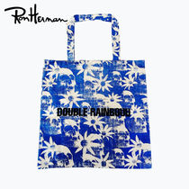ロンハーマン取扱 DOUBLE RAINBOUU PARADISE CITY PRINTEDバッグ