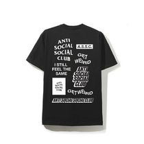 送料無料!ANTI SOCIAL SOCIAL CLUB / Bukake Black Tee