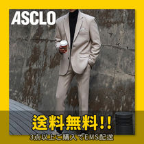 ★ASCLO★ Canto Wool Single Suit