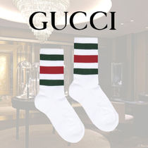 VIP価格【Gucci】Web cotton socks 関税込
