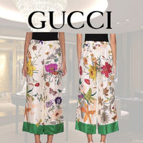 VIP価格【Gucci】Silk trousers 関税込