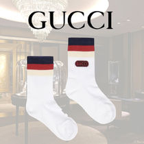 VIP価格【Gucci】Logo cotton socks 関税込