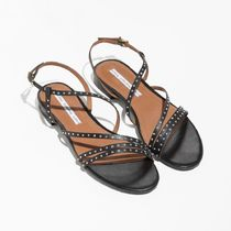 ★&Other Stories★Jewelled Multi Strap Sandals★黒★