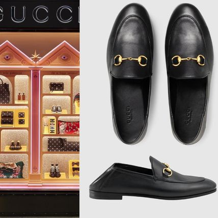 【VIP価格購入】GUCCI Mocassin with Morsetto