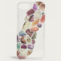 Urban Outfitters クリスタル クリア iPhoneケース 6/6s/7/8