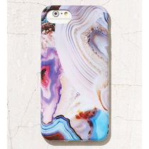 Urban Outfitters 天然石アゲート iPhoneケース 6/6s/7/8