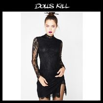 関税/送料込 *DOLLS KILL*LESORA DRESS