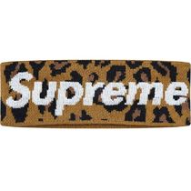 関税込み 国内発送 Supreme New Era Big Logo Headband