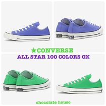 【CONVERSE】コンバース ALL STAR 100 COLORS OX カラーズ