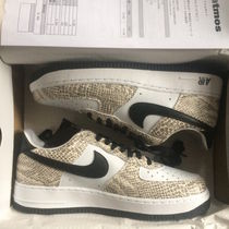 27.5cm NIKE AIR FORCE 1 LOW COCOA SNAKE jordan kith union