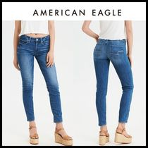 ☆American Eagle Outfitters☆ デニムスキニーフィットパンツ