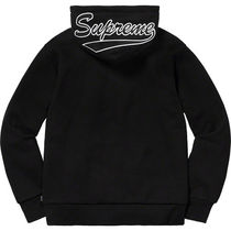 17 WEEK Supreme FW 18 Thermal Zip Up Sweatshirt