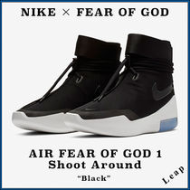 "【Nike×FOG】激レア ☆ 入手困難 Air Fear of God 1 SA ""Black"""