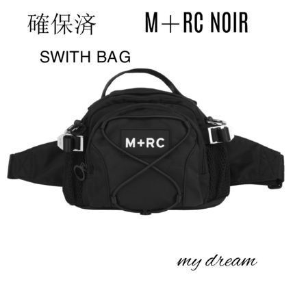 確保済 M+RC NOIR★BLACK SWITCH BAG(BLACK)