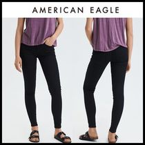 ☆American Eagle Outfitters☆ Denim low rise Jeggings pants