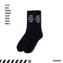 人気話題!ANTISOCIALSOCIALCLUB SOCK PACK MULTI