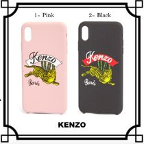 【KENZO】'Jumping Tiger'  iPhone XS Max ☆2018AW