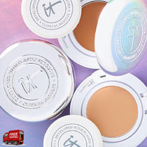 It Cosmetics☆Confidence in a Compact ファンデーション 7色
