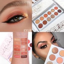 kylie cosmetics☆THE PEACH EXTENDED アイシャドウパレット12色