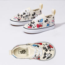 ★Vans x Desney★Mickey 2ND AUTHENTIC★追跡付 VN0A38E8UJ21
