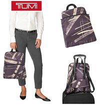【Tumi】☆日本未入荷☆ Just In Case Backpack Line Print