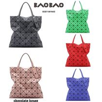 【BAO BAO ISSEY MIYAKE】 LUCENT FROST トートバッグ