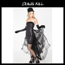 関税/送料込 *DOLLS KILL*ROARING TWENTIES TULLE MINI DRESS