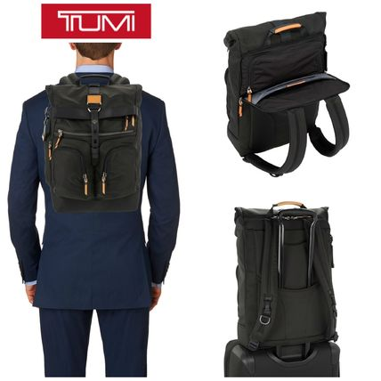 【Tumi】☆日本未入荷☆ London Roll Top Backpack