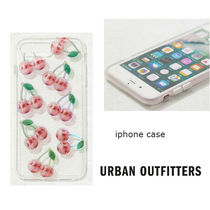 Urban Outfitters★ チェリー iPhone X Case