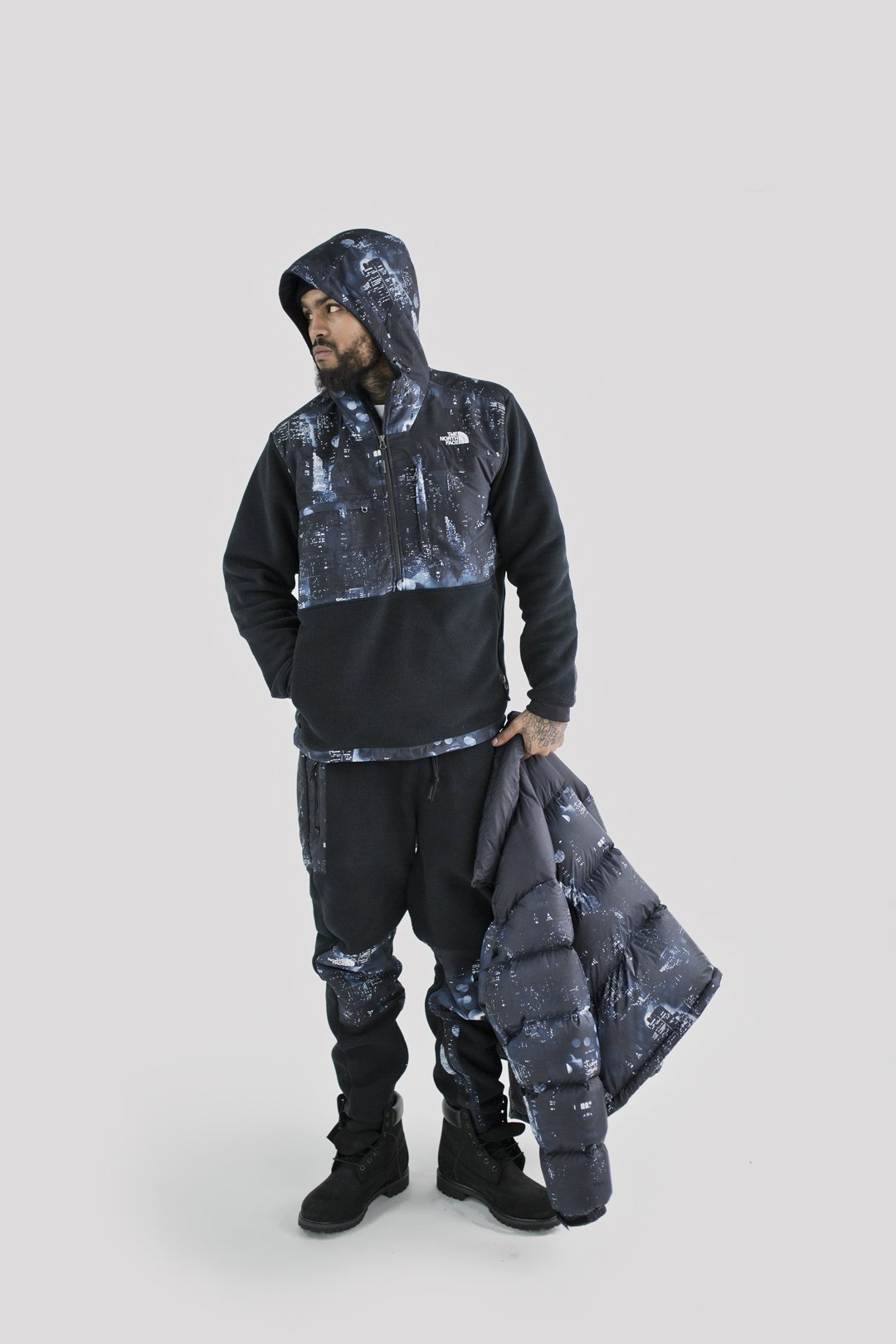 Extra Butter North Face Nightcrawlers Danali Fleece Anorak (THE NORTH FACE/トップスその他) 40298223