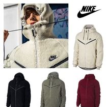 【NIKE】Sherpa Full-Zip Windrunner Jacket★