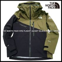 国内発送・正規品★THE NORTH FACE★RTG FLIGHT JACKET★KB