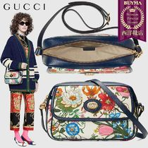 【正規品保証】GUCCI★19春夏★SMALL FLORA SHOULDER BAG