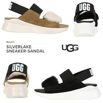 最新作! UGG SILVERLAKE スニーカーサンダル ハーフサイズ有